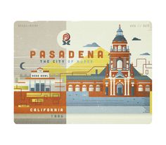 Pasadena by Ricky Linn for Everywhere project.