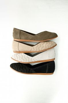 The TOMS Jutti Flat