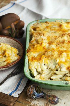 Ganja Granny's Smoked Mac 'N' Cheese | 17 Marijuana-Packed Recipes To Celebrate The Stoner Bowl