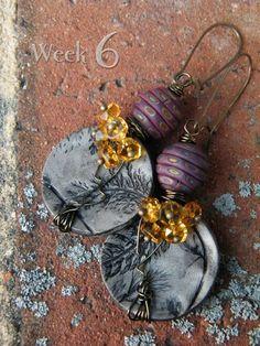 Tree Wings Studio: 52 pairs of earrings a year