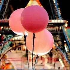 Balloons in Paris!