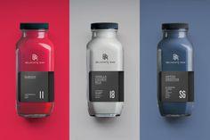 henrycaird: Belmonte Raw - package and branding by Awake Studio