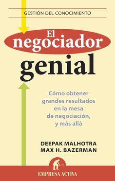 Resumen con las ideas principales del libro 'El negociador genial', de Deepak Malhotra. Cómo obtener grandes resultados en la mesa de negociación y más allá. Ver aquí: http://www.leadersummaries.com/resumen/el-negociador-genial