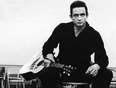 Johnny Cash ~ One Of A Kind. <3 That Gravelly Voice