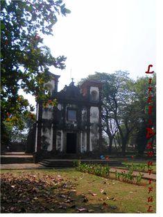 Chapel of St. Catherine at Velha Goa