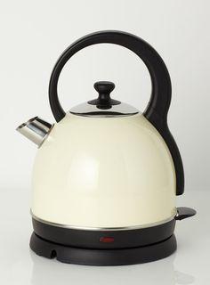 Cream Essentials dome kettle
