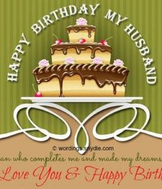 Looking something cute and special to write to your husband for his birthday? Read on this amazing collection of cute and romantic birthday wishes for husband. 50th Birthday Wishes, Romantic Birthday Wishes, Birthday Bash, Birthday Wish For Husband, Happy Birth, Cute, Holidays, Holidays Events, Kawaii