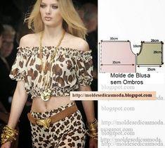 Fashion Tips For Women, Diy Fashion, Ideias Fashion, Fashion Outfits, Fashion Design, Trending Today, Fashion Today, Handmade Clothes, Off Shoulder Blouse