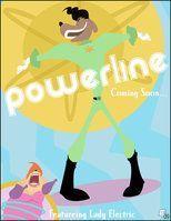 powerline minimalist poster - Google Search
