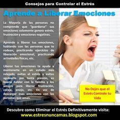 Visita: http://estresnuncamas.blogspot.com/ Descubre como Eliminar el Estrés definitivamente