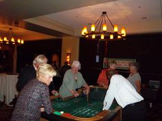 Casino parties are a great idea for Senior Center or Retirement Center parties in Phoenix and Tucson Arizona. Entertain your Senior cneter or retirement center guests with fun casino pary entertainment. Healthy Foods To Eat, Healthy Kids, Healthy Dinner Recipes, Healthy Living, Casino Theme Parties, Casino Party, Party Themes, Party Activities, Work Activities