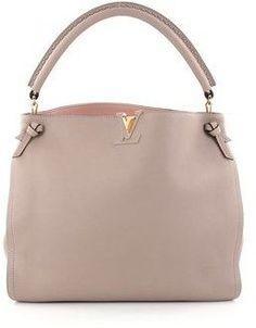 Louis Vuitton Pre-Owned  Tournon Handbag Leather  1d603edd97c61