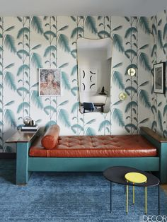 Tour A Monaco Apartment Full Of French Riviera Glamour - Modern Vintage Home Decor