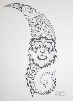 polynesische Tätowierungen Maori and Tattoo-Designs on Pinterest