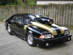Drag Racing Cars for Sale | 1990 Ford Mustang Drag Car For Sale