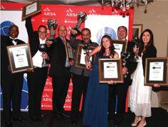 Imbalie Beauty Shines at FASA Awards 2014   Imbalie Beauty, Perfect 10 winner Kalai Moodley