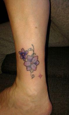 It's a nice tattoo