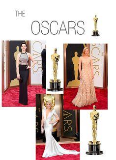 Dreaming of the Oscars (i.e. the dresses)