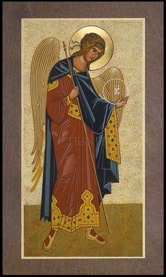 Michael Archangel by J. Raphael Angel, Archangel Raphael, Archangel Gabriel, Religious Images, Religious Icons, Religious Art, Chula, Art Icon, Albrecht Durer