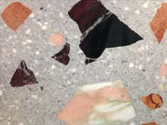 Diespeker is delighted to have completed bespoke resin based terrazzo countertops and display plinths for fashion brand Whistles.