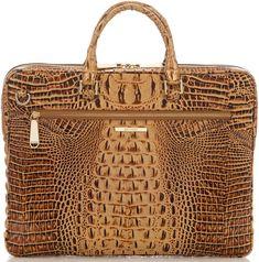 12a975087dd Sac de Jour Extra Large Crocodile-Embossed Leather Satchel Kelly Bag ...