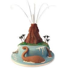 Image result for volcano cake