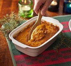 Perinteinen porkkanalaatikko | http://www.myllynparas.fi/suomi/reseptit/paaruoat/riisi-__suurimo-_ja_jyvaiset_ruoat/laatikot_ja_paistokset/perinteinen_porkkanalaatikko/