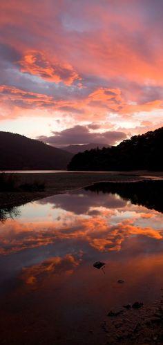 Sunset - New Zealand
