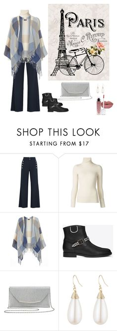 """""""Parisian Woman"""" by theatre-girl ❤ liked on Polyvore featuring Chloé, Emanuel Ungaro, Dorothy Perkins, Yves Saint Laurent, M&Co, by / natalie frigo, women's clothing, women's fashion, women and female"""
