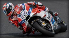 The Australian stage for the Ducati Team