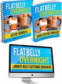"""""""Flat Belly Overnight"""" is a new weight loss system that was created by Andrew Raposo in order to help men and women lose their belly fat and improve their overall health at the same time. This post at onecarenow.org provides more details about the Flat Belly Overnight system and its pros and cons..."""