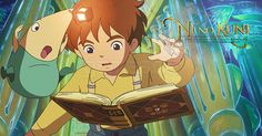 Ni no Kuni was hands down one of the greatest rpg's ever made. The game was a partnership between game developer and the animation company Studio Ghibli. It is a heartwarming tale with some of the most beautiful scenery imaginable. Ni No Kuni, Studio Ghibli, Xbox, Playstation, Level 5, Hayao Miyazaki, Joe Hisaishi, Suikoden, Studios