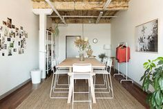 Inside Jessica Comingore's Minimalistic Studio | west elm