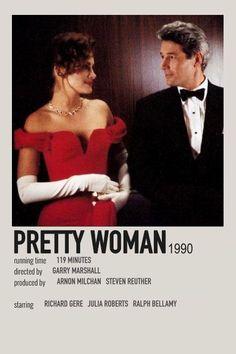 Iconic Movie Posters, Minimal Movie Posters, Iconic Movies, Good Movies, Film Polaroid, Photo Polaroid, Polaroids, Series Poster, Pretty Woman Movie