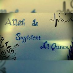 Allah is enough for us
