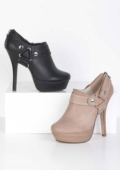 Ivy Ankle Bootie at Alloy