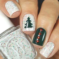 Xmas Nails, Holiday Nails, Halloween Nails, Christmas Nails, Xmas Nail Art, Christmas Nail Stickers, Christmas Nail Designs, Gel Nails, Acrylic Nails