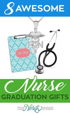 Graduating from Nursing School is a major accomplishment. Show them that you have seen all their hard work with one of these Nurse Graduation Gifts.