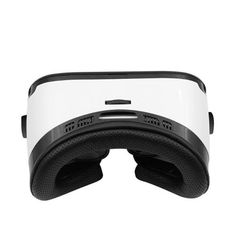 Virtual Reality 3D Glasses VR Headset Plastic APS  Leather Version Vrbox For 4-6 inch Mobile Phone