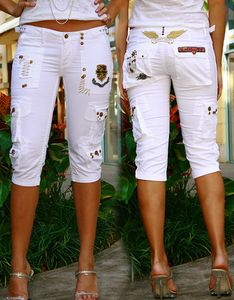3e957b330b5 Gotta love my white capris by Robin s jeans