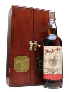 Bottled in 2005 exactly fifty years to the day after it was distilled, this stunning Glenfarclas was hand-picked by George S. Grant to celebrate the Bicentenary of the birth of his Great-Great-Grea...