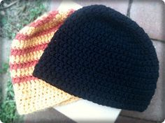 My Daily Love: Crochet Beanie Pattern