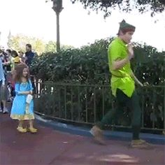Further proof why Disney is the best place on Earth (gifs)