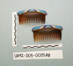 Hair Combs :: University of Alaska Museum of the North