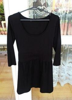 Kup mój przedmiot na #vintedpl http://www.vinted.pl/damska-odziez/krotkie-sukienki/14283590-sukienka-czarna-zwiewna-hm-nowa-idealna-na-lato-wakacje
