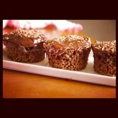 cupcake pão de mel