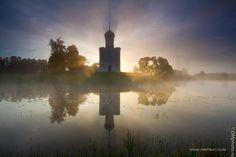 Церковь Покрова на Нерли №1 • AirPano.ru • Photo