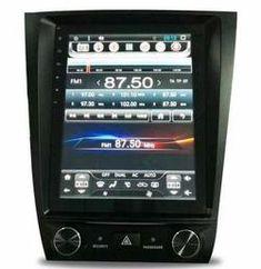Metal Trim Vertical Screen Android Navigation Radio for Lexus GS 300 350 430 460 2005 - 2011 Android Navigation, Android Radio, Radios, Head Unit, Ram Trucks, Diamond Bar, Metal Trim, Truck Accessories, Cars