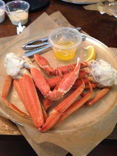 . Snow Crab Legs, Oak Island, Crabs, Alaska, King, Tableware, Dinnerware, Tablewares, Dishes