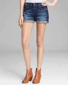 Joe's Jeans Shorts - Rolled in Darla | Bloomingdale's